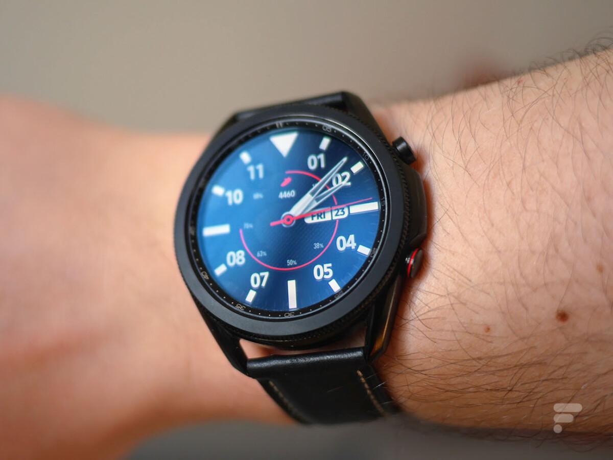 Sin Samsung Galaxy Watch 3