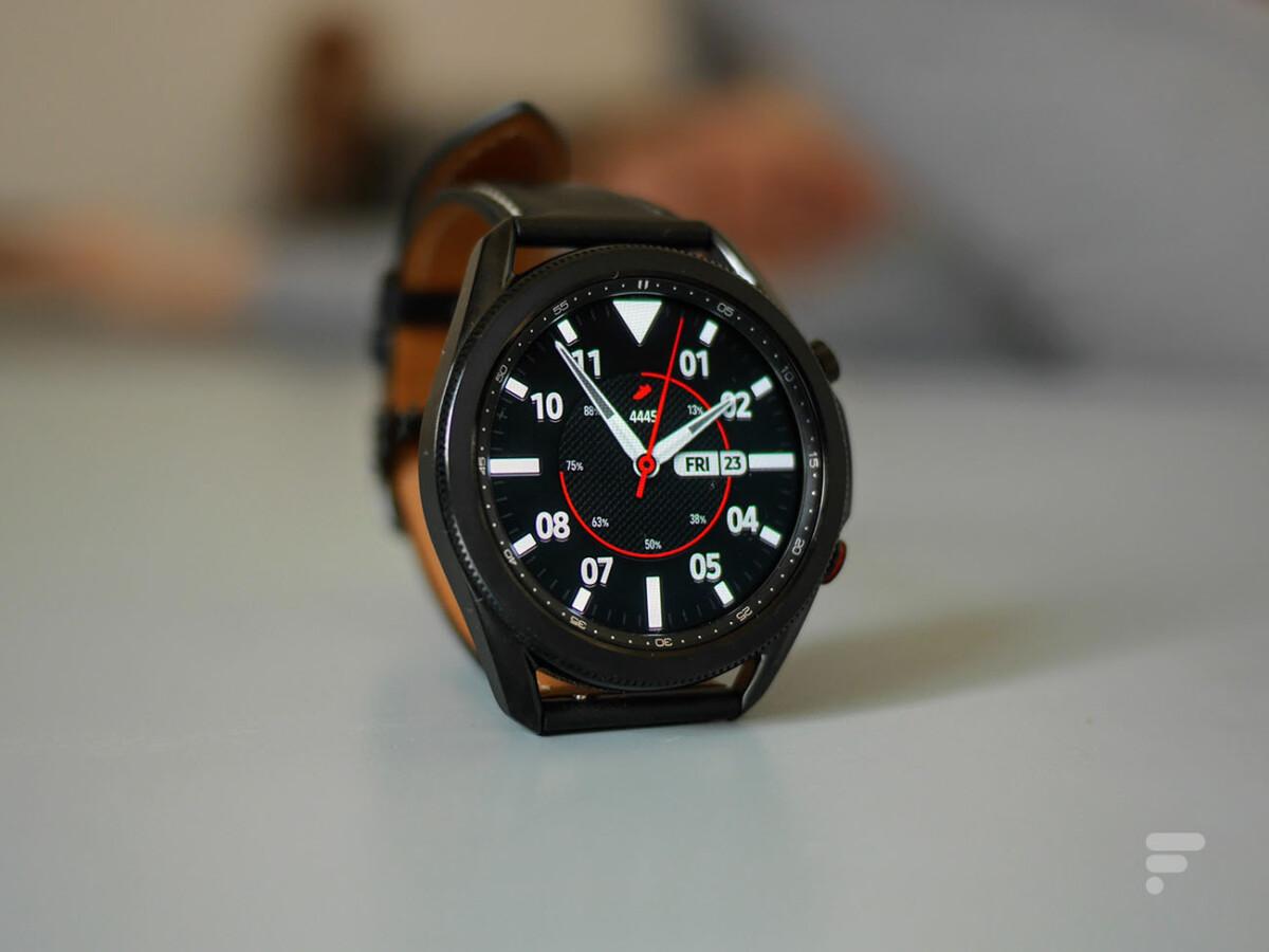 Keine Samsung Galaxy Watch 3