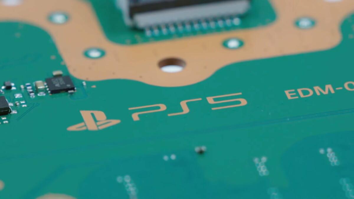 La PS5 est difficile à produire en raison d'une pénurie de composants