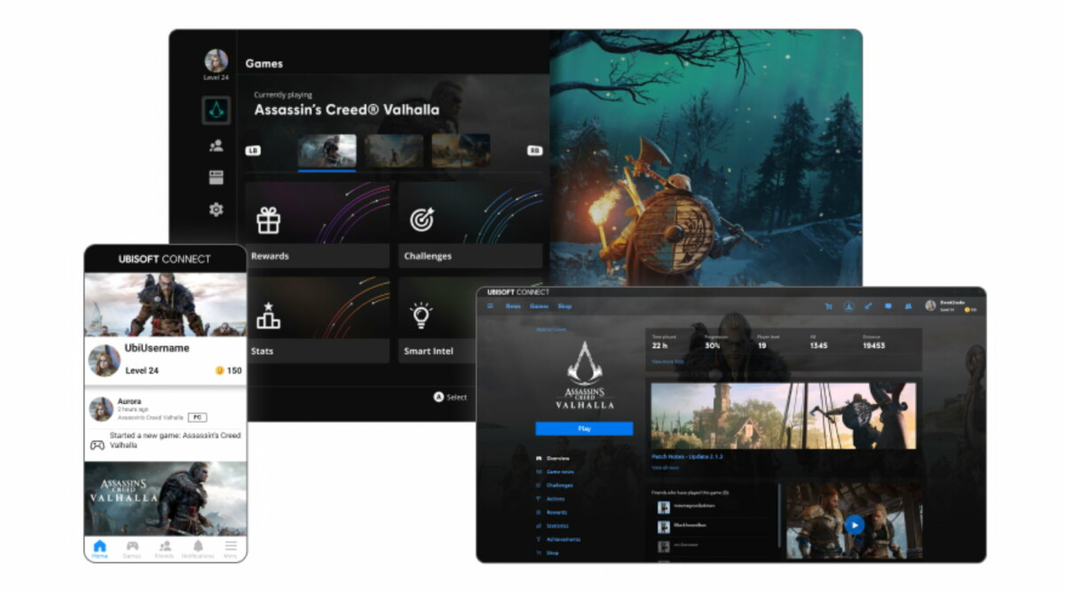 UPlay devient Ubisoft Connect et veut synchroniser vos sauvegardes