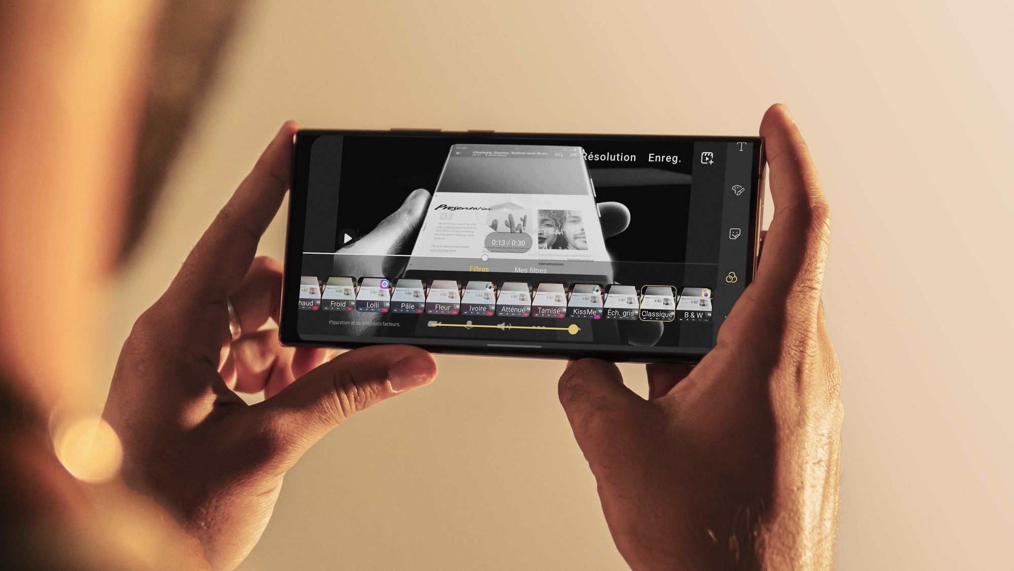 Nos astuces pour éditer une vidéo sur smartphone