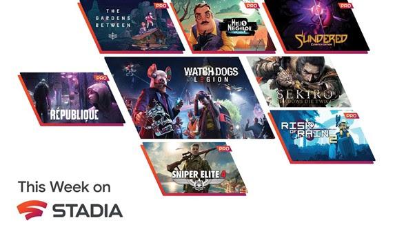 Google Stadia : Pac-Man arrive, la démo Ubisoft fait son retour et Destiny 2 en cadeau