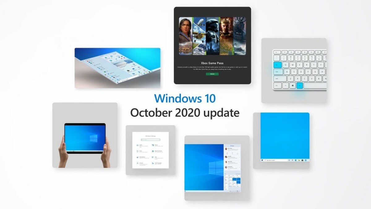 October Update for Windows 10 is available // Source: Microsoft