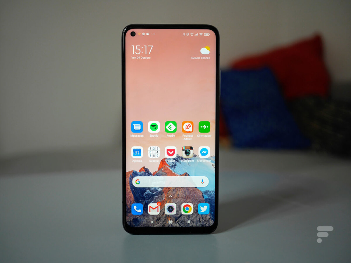 Le Xiaomi Mi 10T Pro