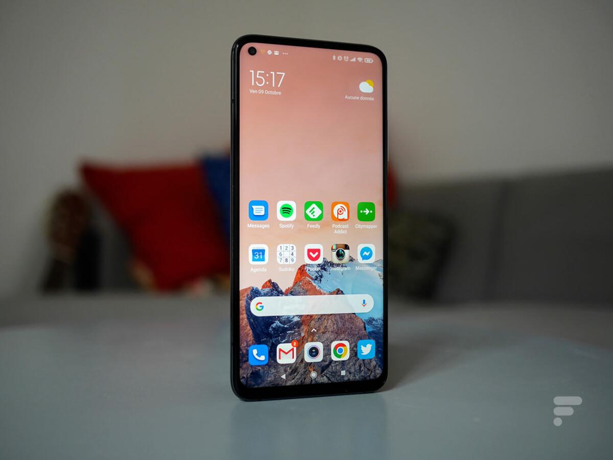 Le Xiaomi Mi10 T Pro