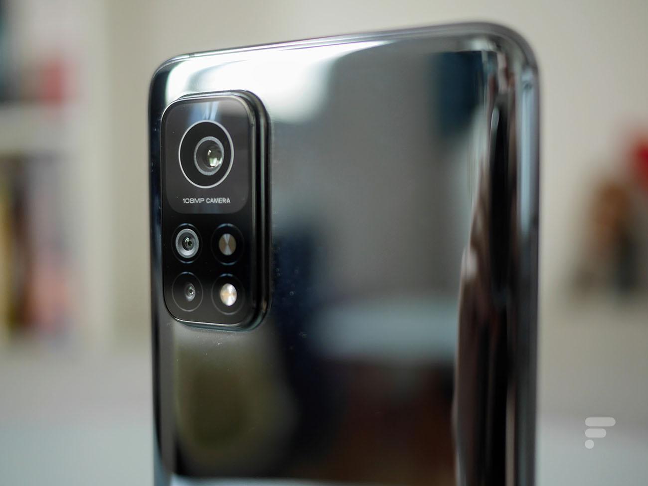 Le module photo du Xiaomi Mi 10T Pro