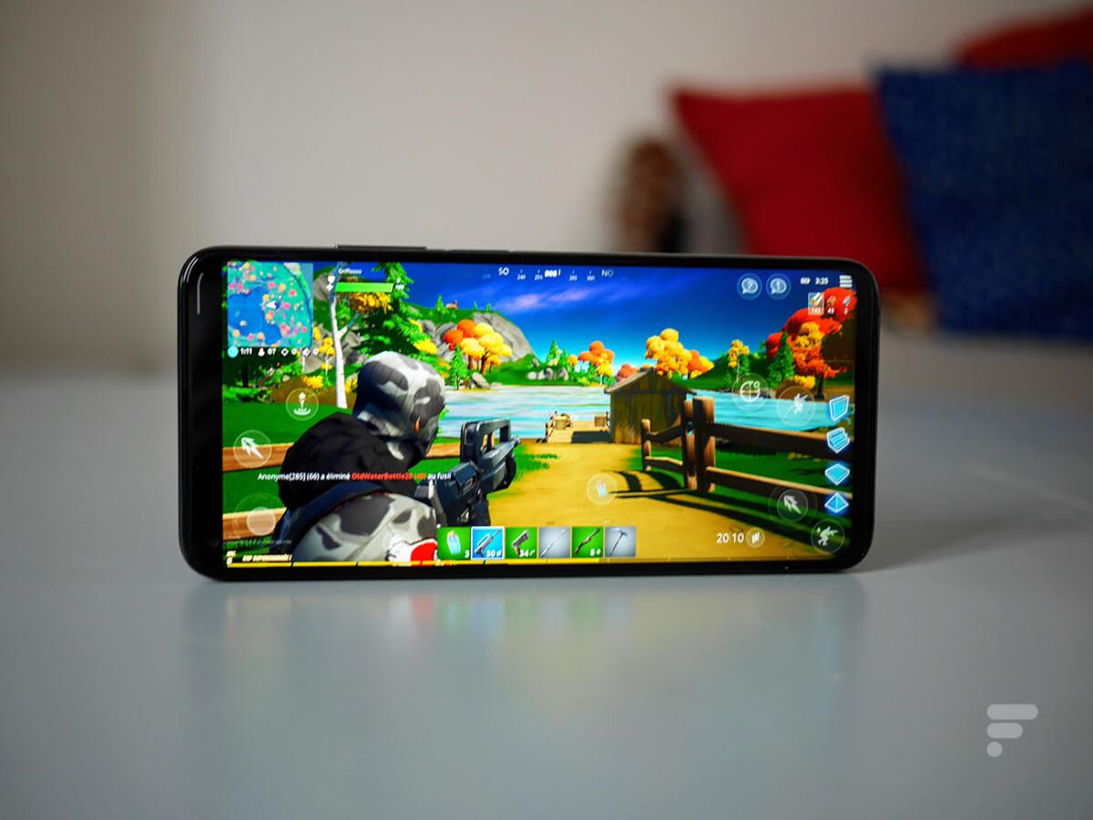 Fortnite sur le Xiaomi Mi 10T Pro