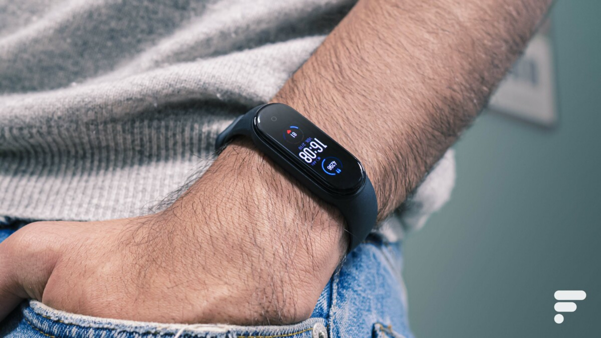 xiaomi mi smart band 5 1200x676 - Xiaomi Mi Smart Band 5 test: our full review - Connected Watches / Bracelet - Frandroid