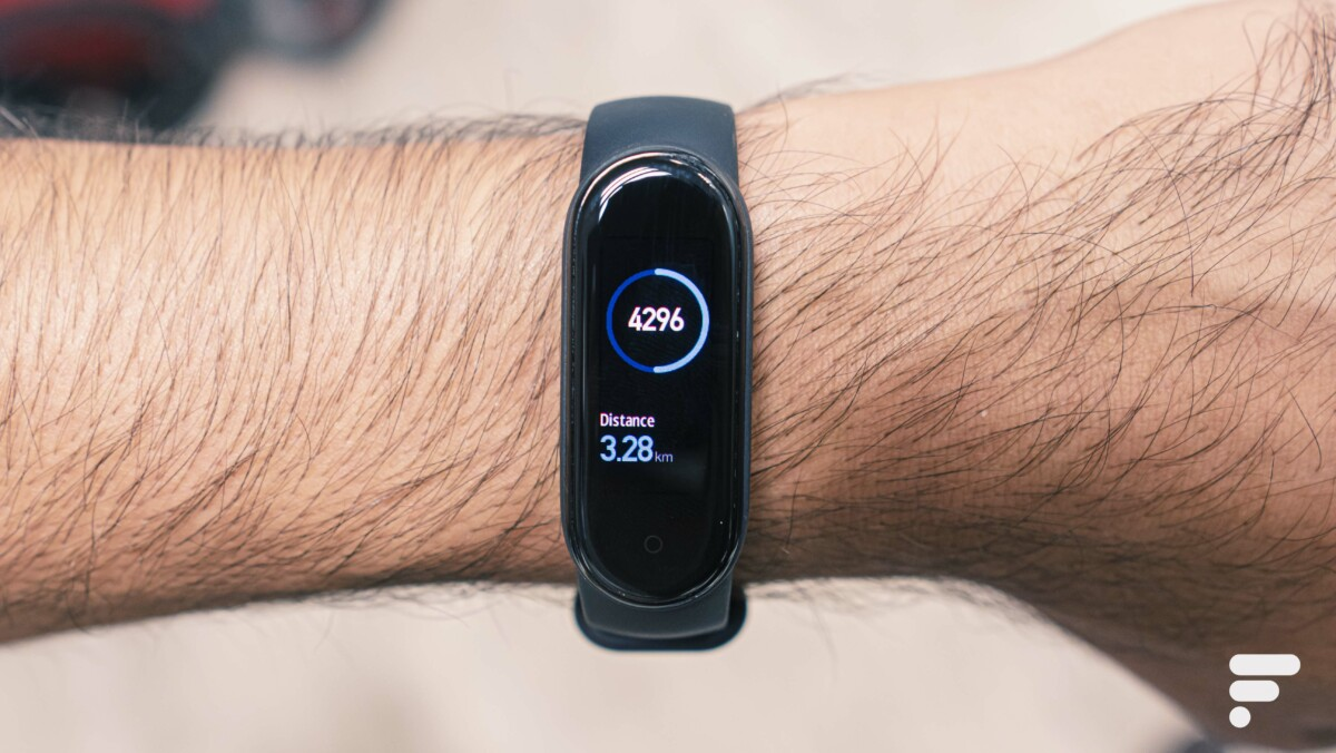xiaomi mi smart band 5 activite 1200x676 - Xiaomi Mi Smart Band 5 test: our full review - Connected Watches / Bracelet - Frandroid
