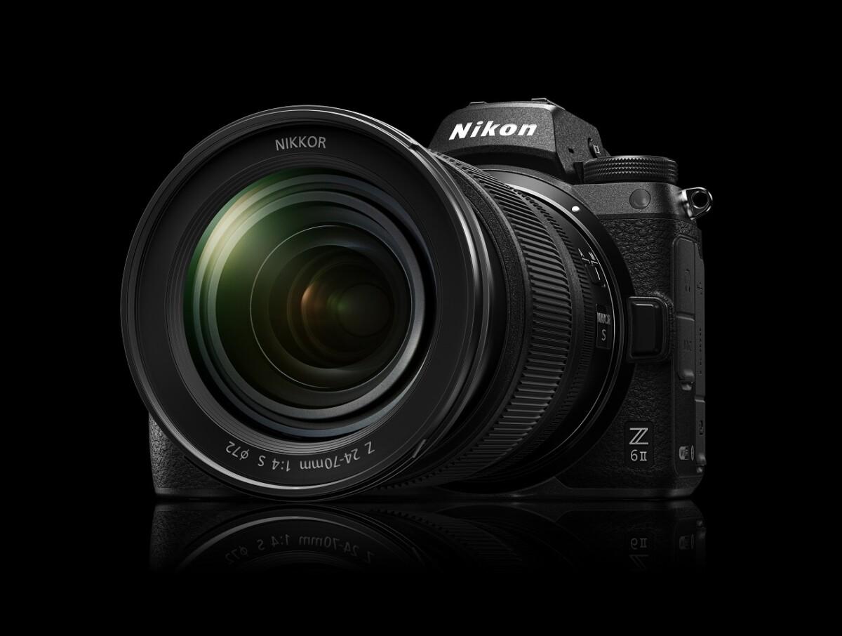 Le Nikon Z6 II