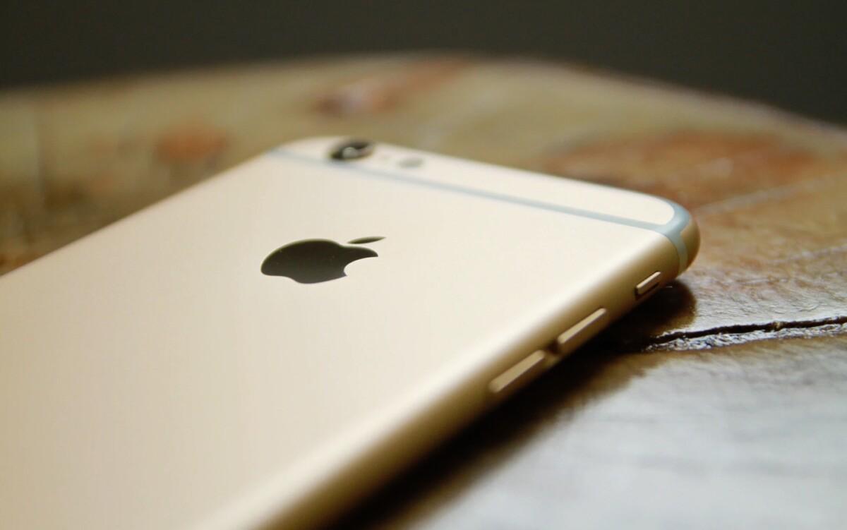 Lancé en 2015, l'iPhone 6S est toujours supporté par Apple