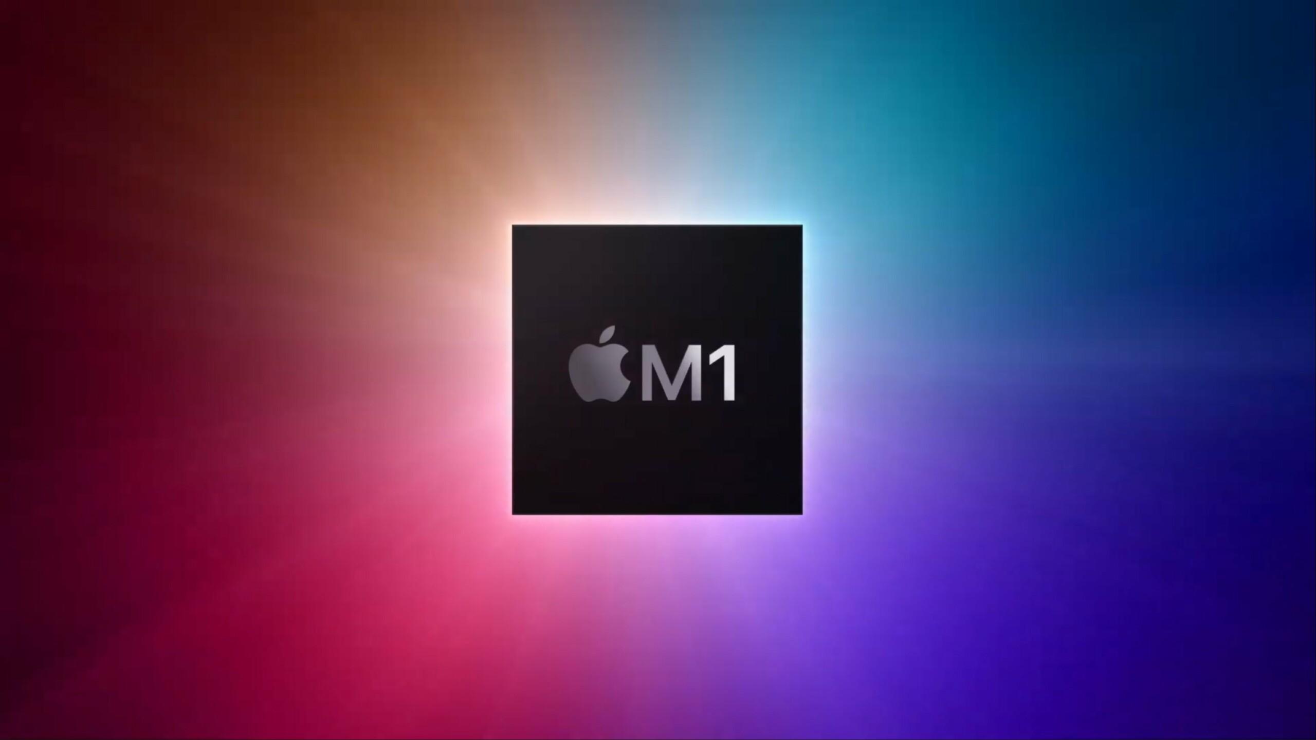 Une fois de plus le SoC AppleM1 fait forte impression face à la concurrencex86 d'Intel et AMD…