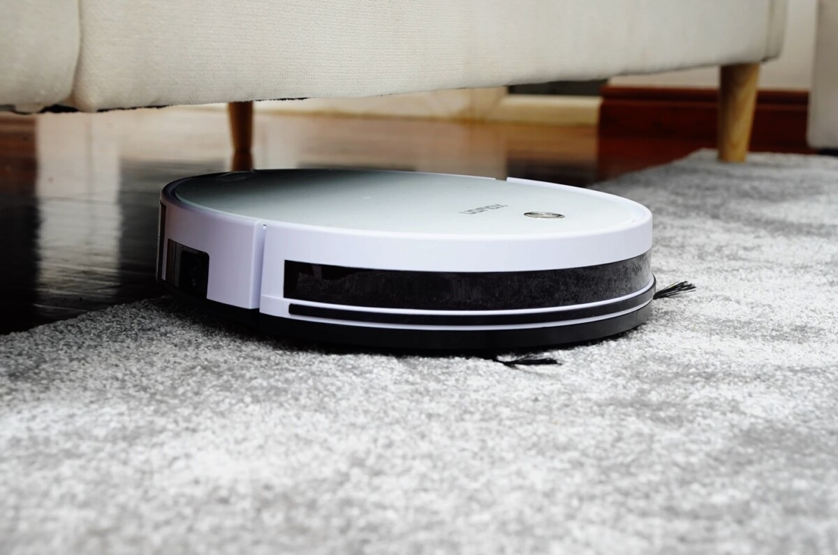 By taking over an old technique of the KGB, academics have managed to transform a robot vacuum cleaner ... into a spy vacuum cleaner