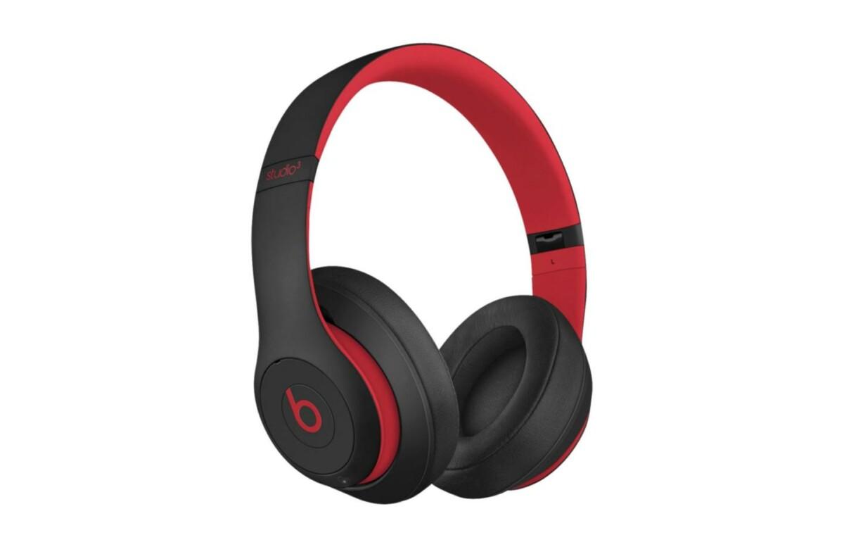 Le casque Beats Studio3 Wireless est actuellement 150 € moins cher