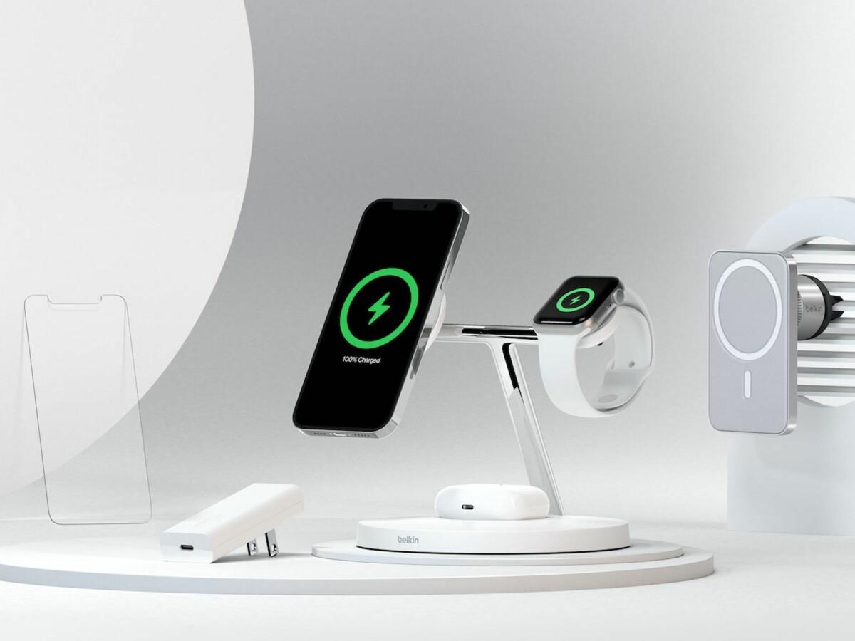 Quel est le meilleur chargeur sans fil à induction pour smartphone en 2021 ?