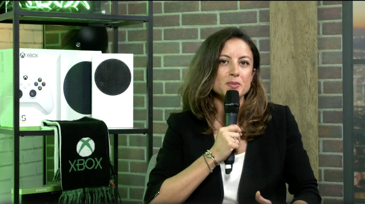 Ina Gelbert, Director of Xbox France
