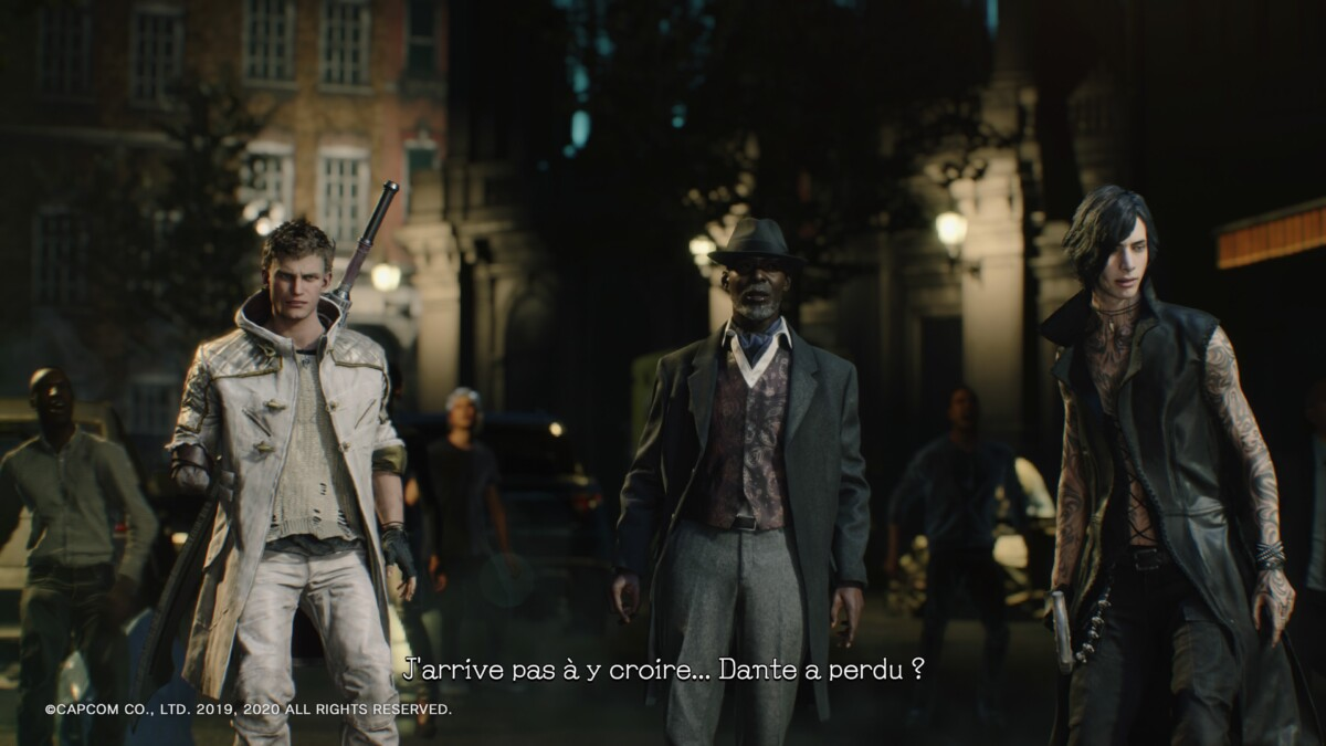 Devil May Cry 5 Special Edition pour la PS5