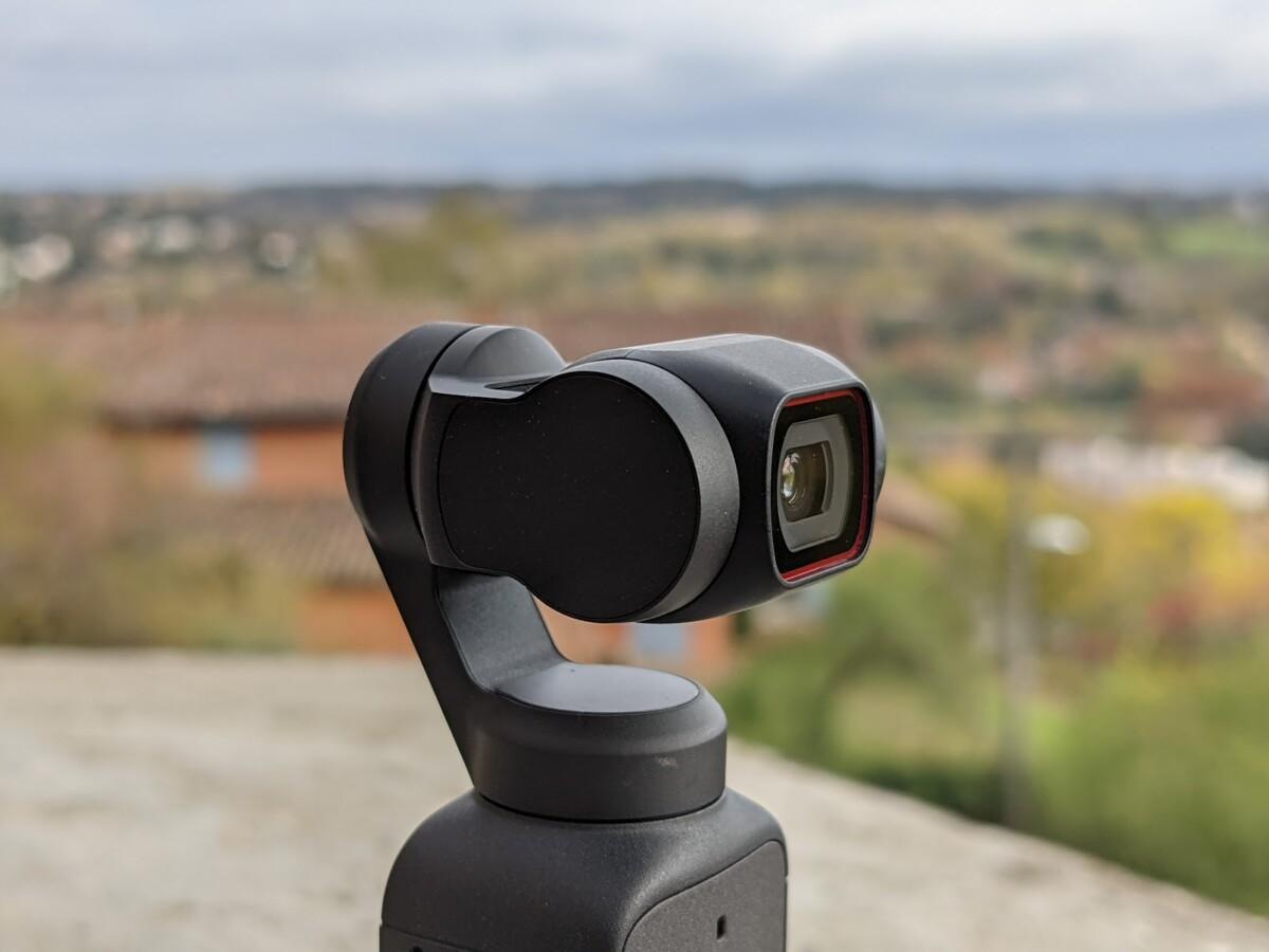 La Pocket2 propose un très bon rapport taille/qualité d'image