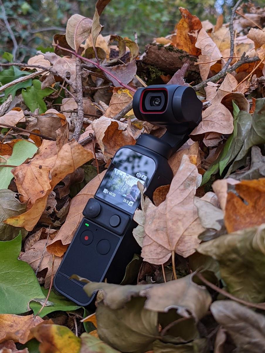 La Pocket2 n'a pas de batterie amovible