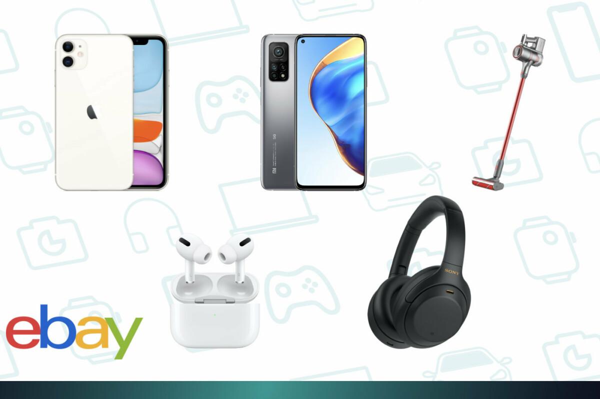 eBay : de belles baisses de prix sur l'iPhone 11, le Sony WH-1000XM4, les AirPods Pro…