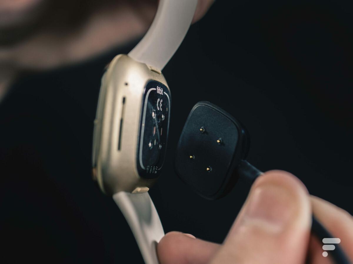 Attache de la Fitbit Sense