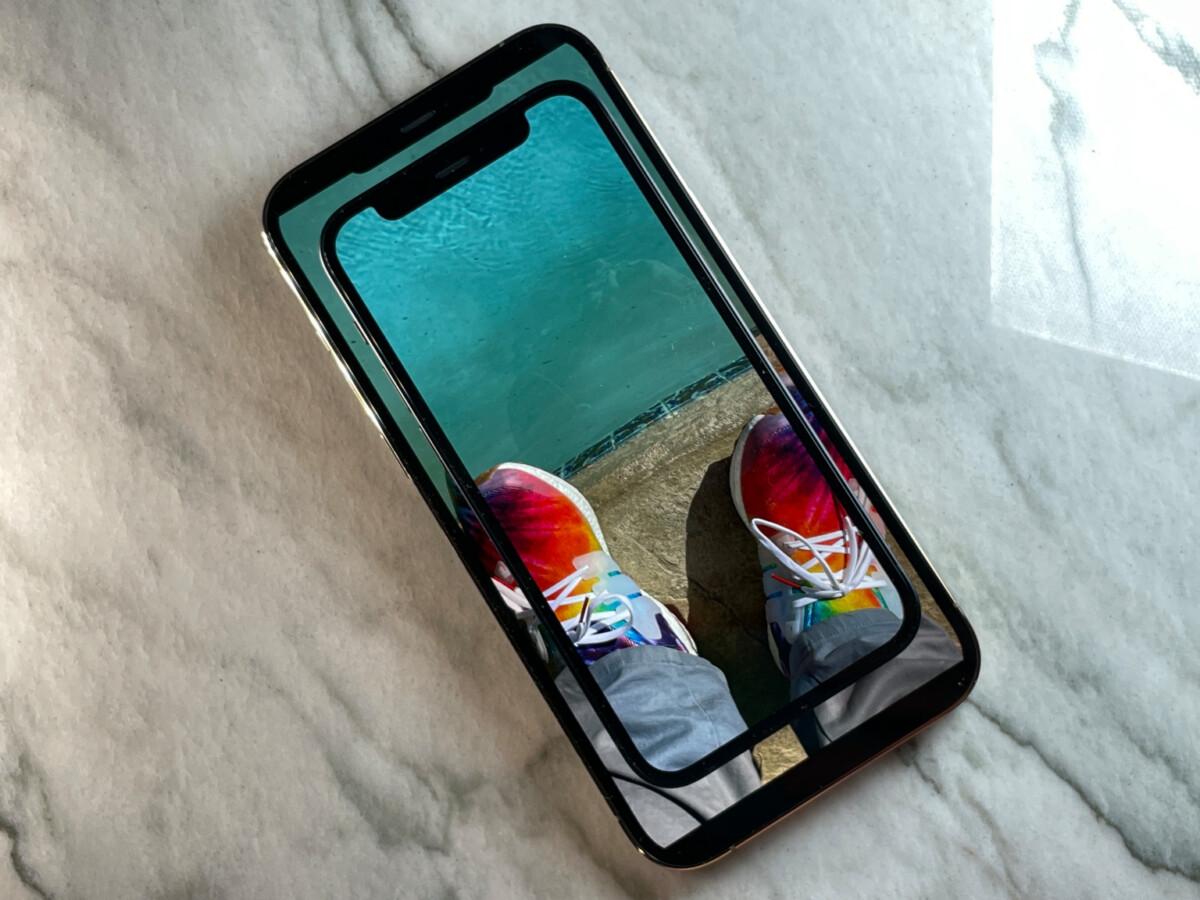 iPhone12 mini et 12Pro Max