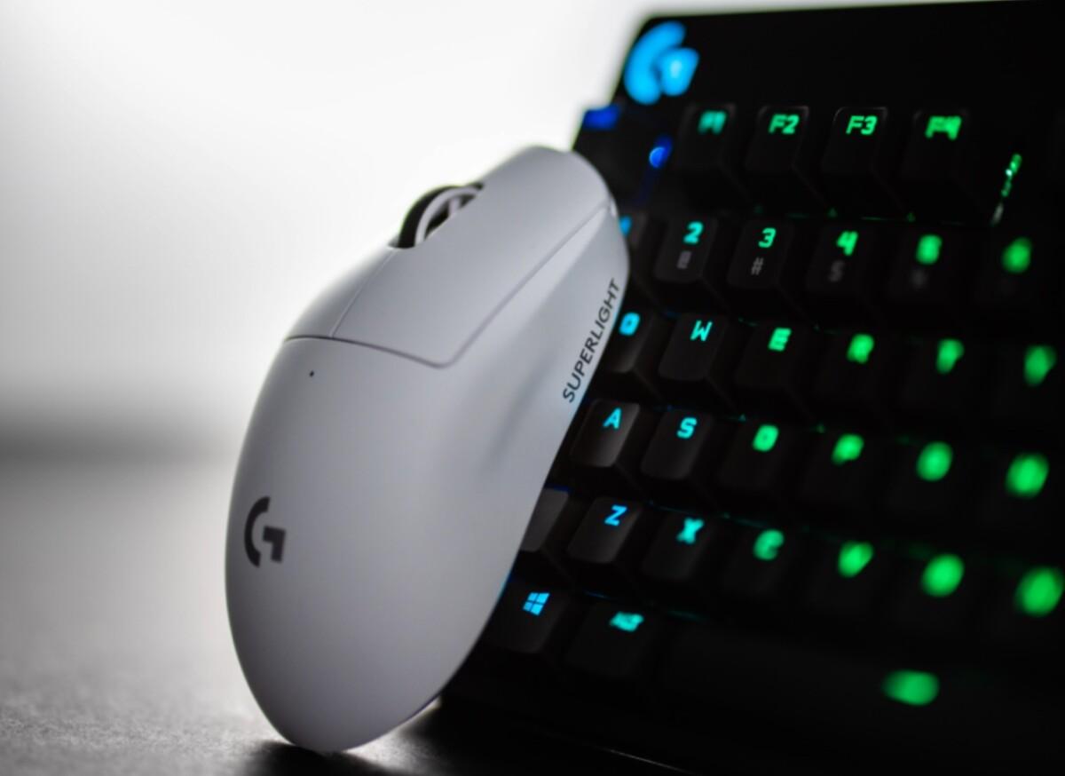 Elle n'a rien d'une gravure de mode, mais la Logitech G Pro X Superlight est la souris la plus légère du marché