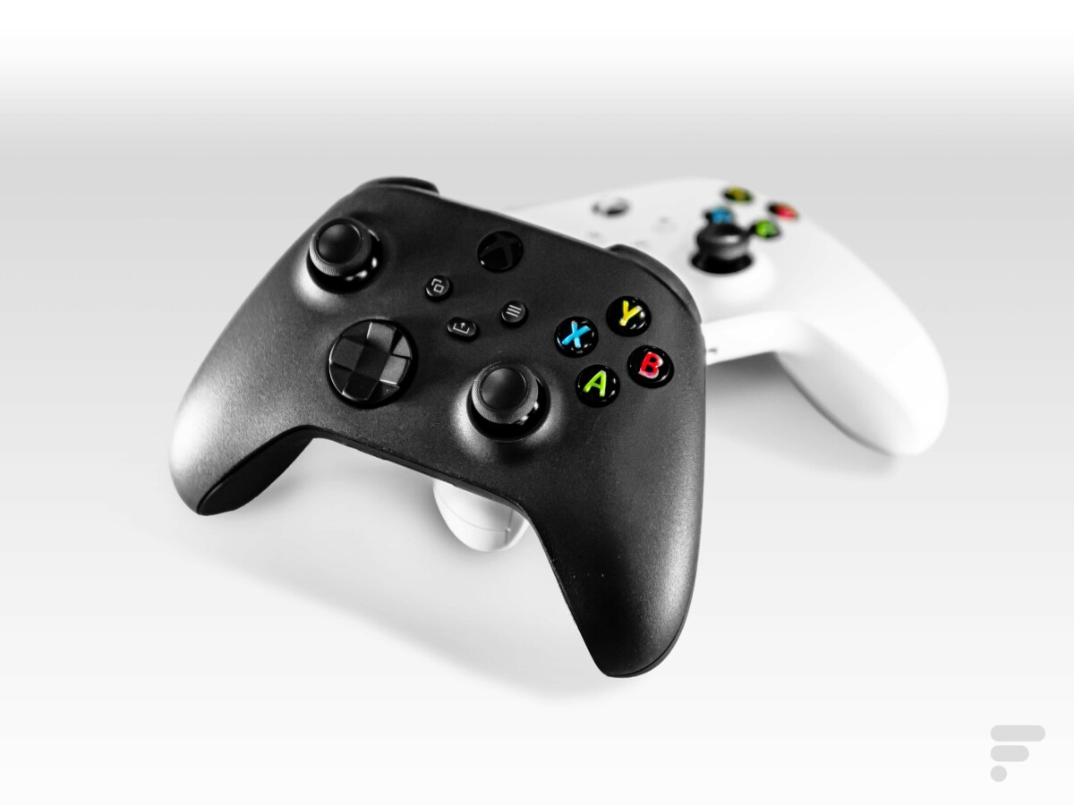 The new Xbox Wireless Controller