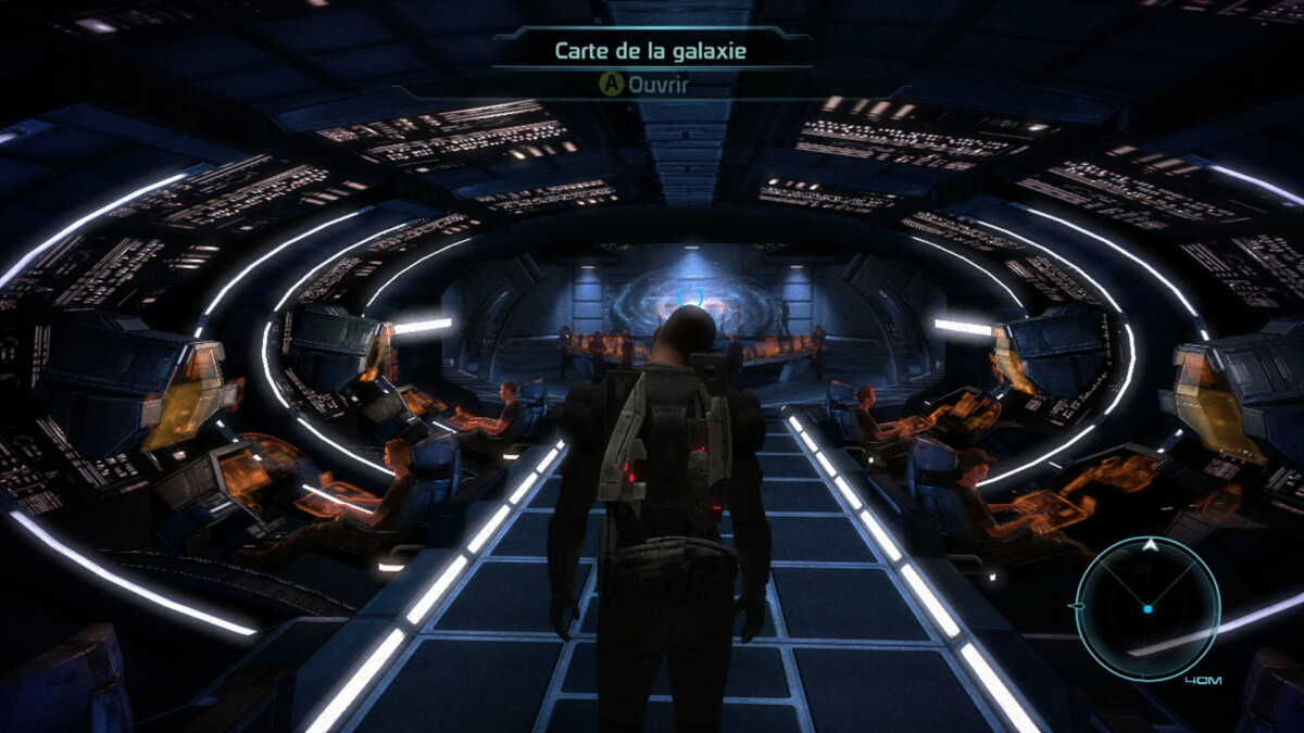Mass Effect, lancé en 2007 sur Xbox360, tourne parfaitement sur Xbox Series X