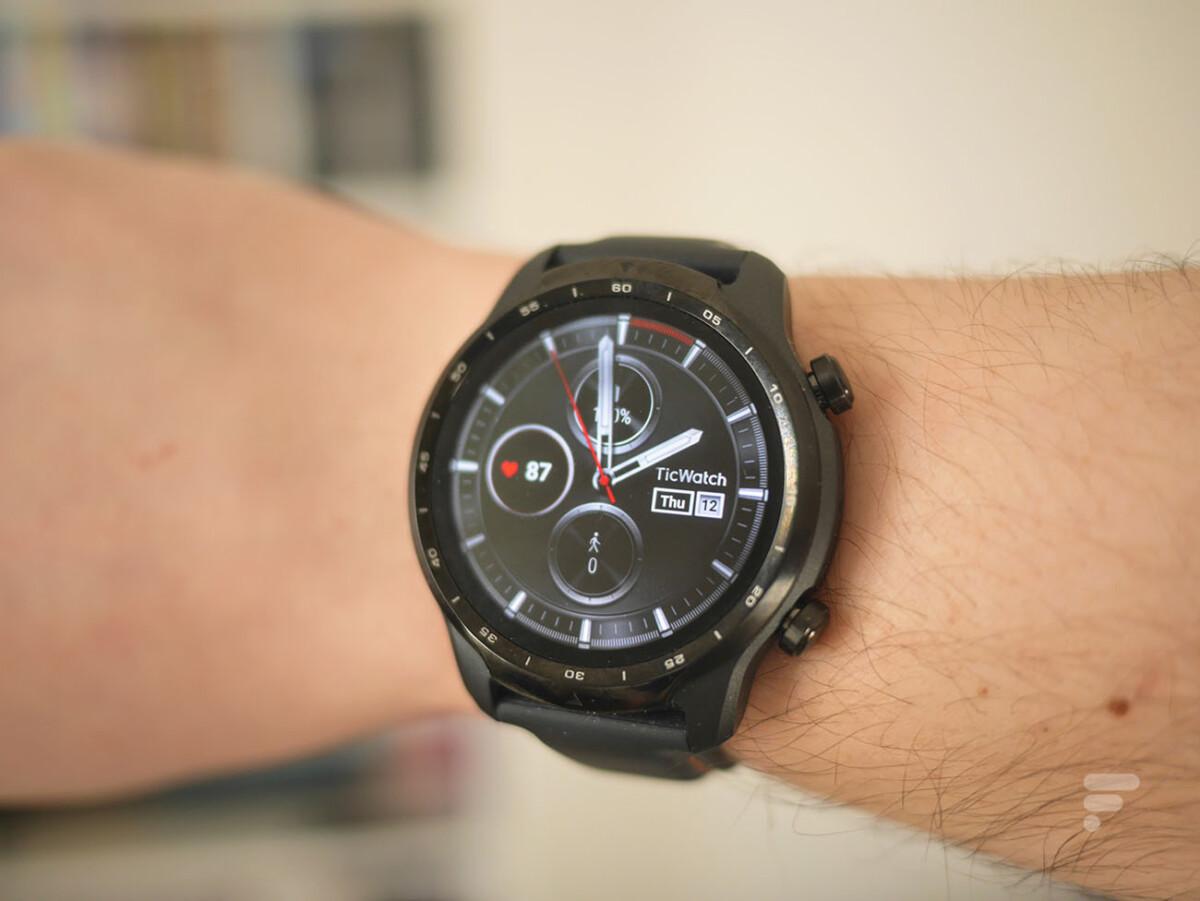 La montre TicWatch Pro 3 de Mobvoi