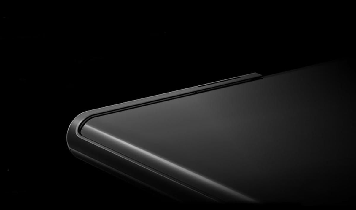 Le concept de smartphone à écran déroulable d'Oppo