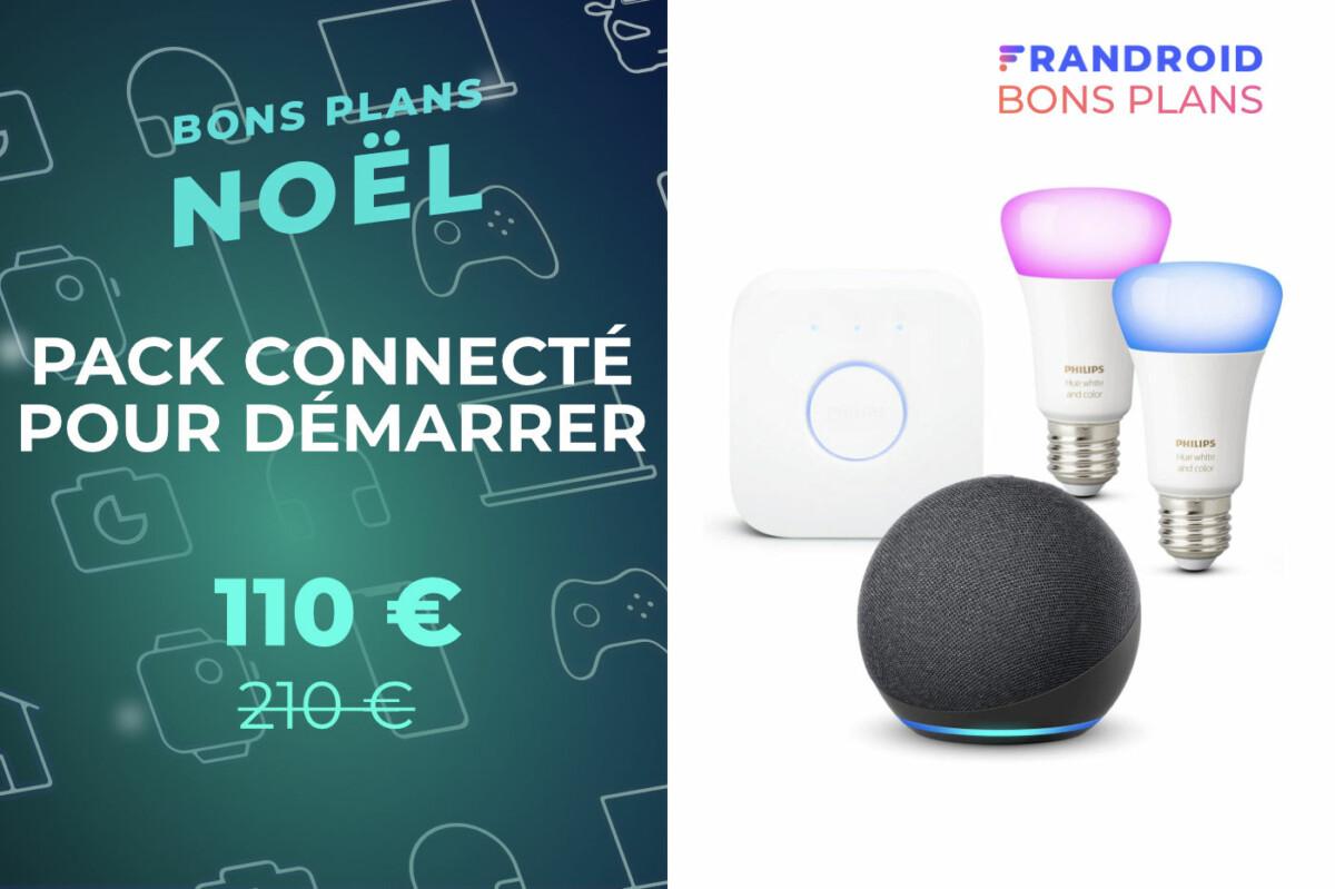 Les meilleurs bons plans Amazon Echo Dot de la Black Friday Week