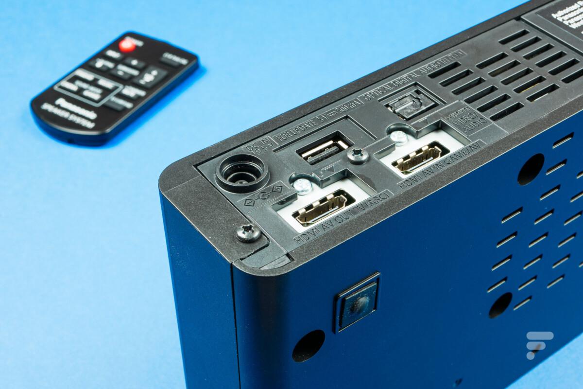 Panasonic SoundSlayer SC-HTB01