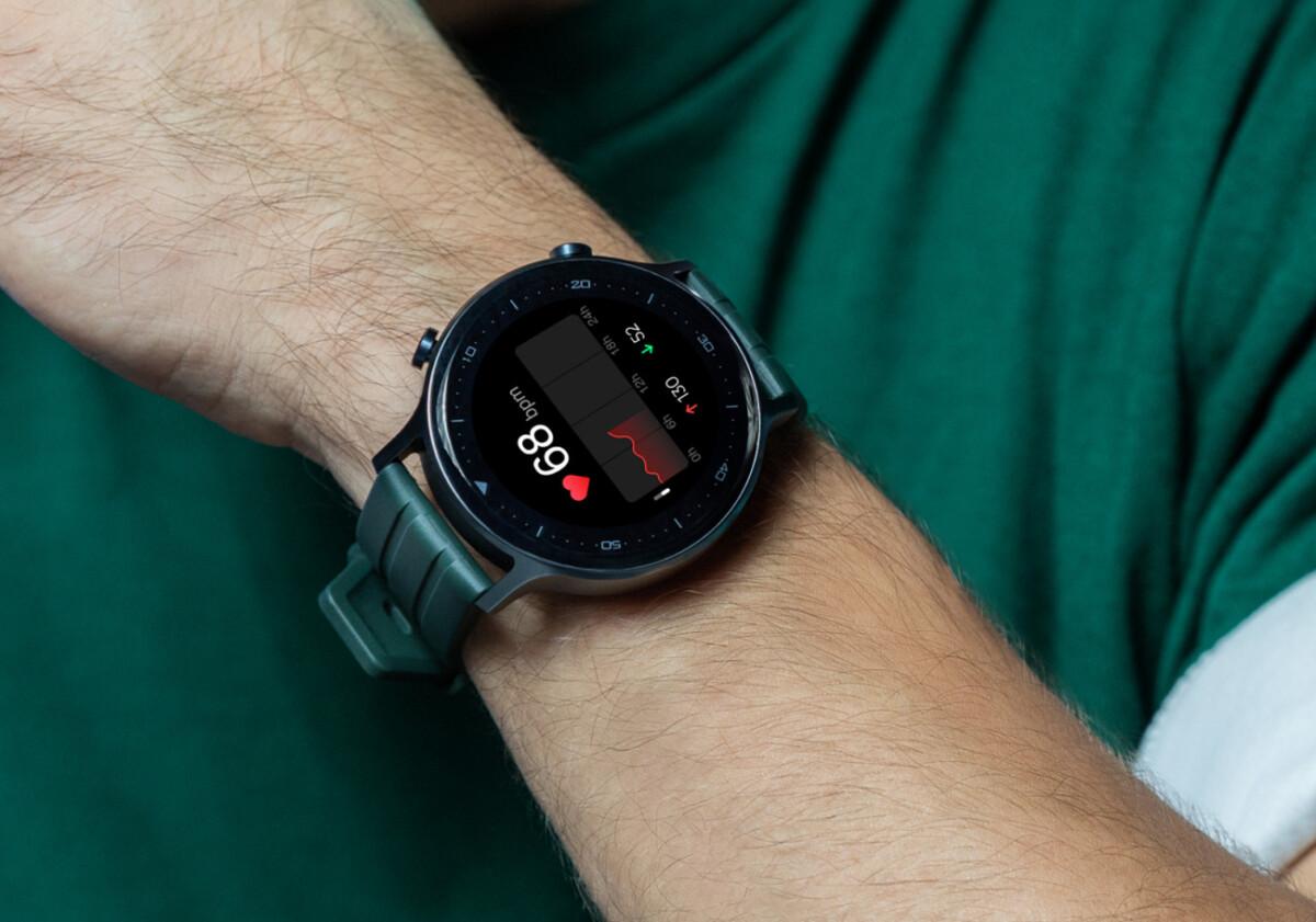 La nouvelle montre Realme Watch S