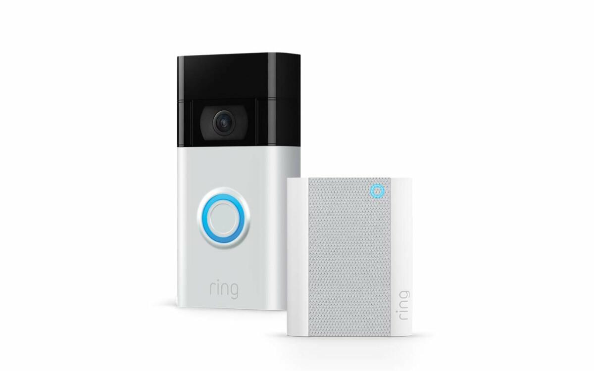 Ring Video Doorbell 3 Plus : une sonnette connectée avec 50 € de réduction