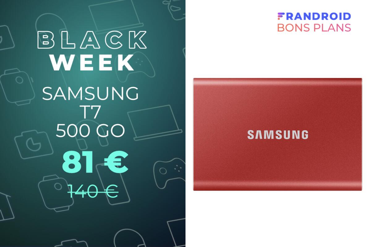 Les meilleures promotions Black Friday sur les SSD, disques dur, micro SD…