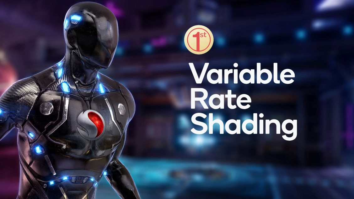 Variable Rate Shading sur le Snapdragon 888