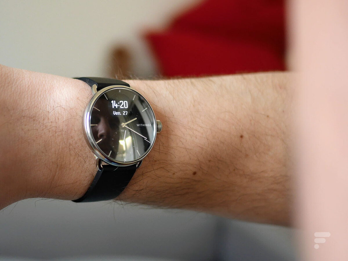 La Withings ScanWatch