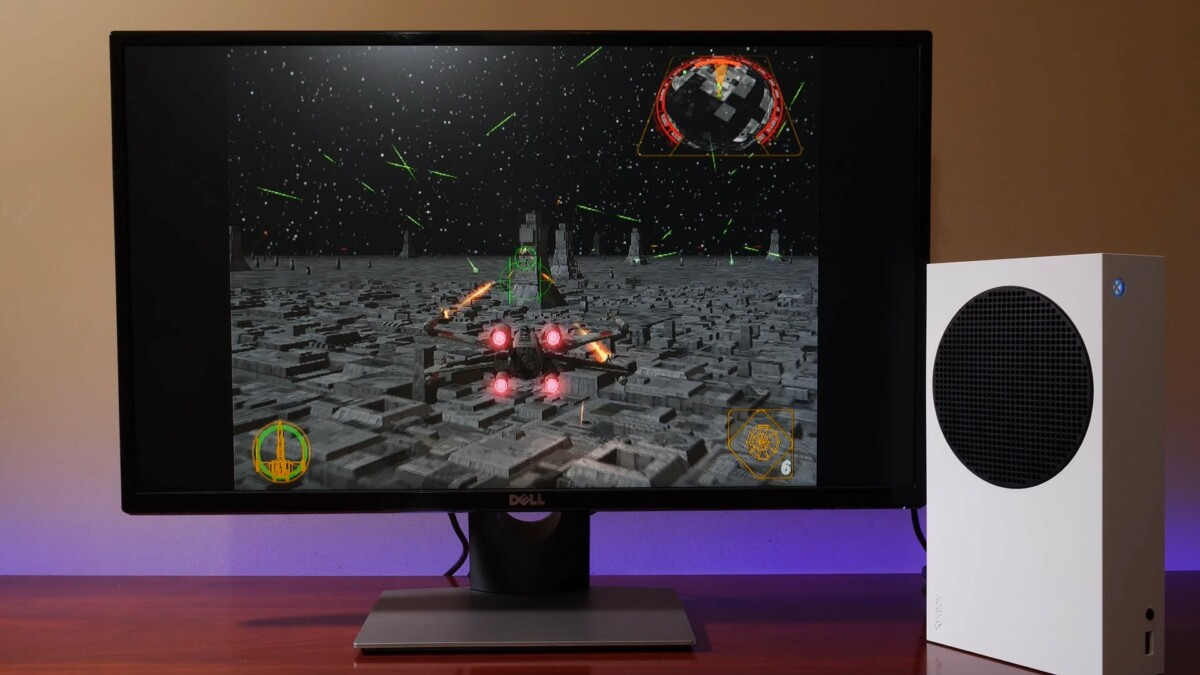 Xbox Series X   S: il est possible d'installer des émulateurs dessus
