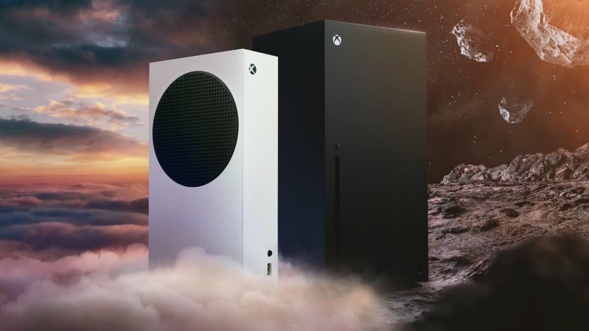 La Xbox Series S et X