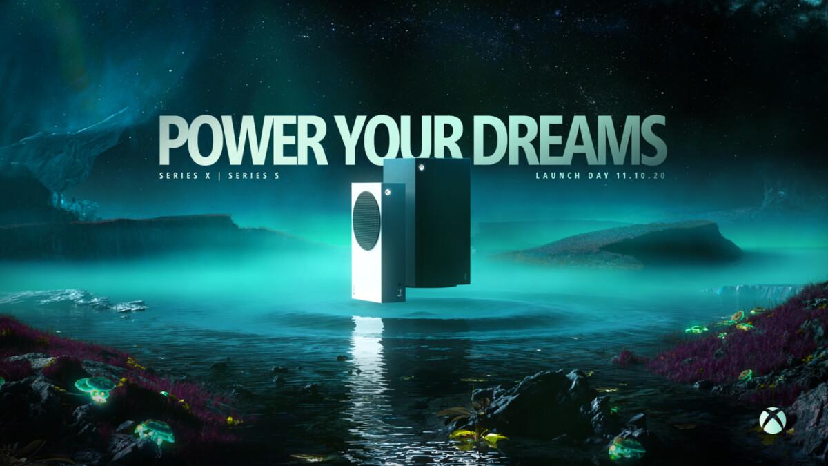 Microsoft s'est félicitée du lancement de ses Xbox Series