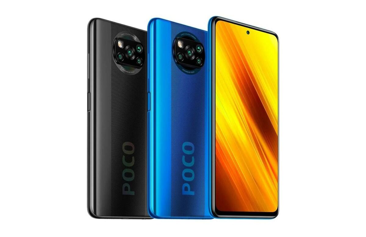 Le Xiaomi Poco X3 est enfin de retour à moins de 200 € sur Amazon
