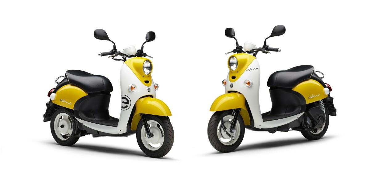 Le scooter électrique e-Vino