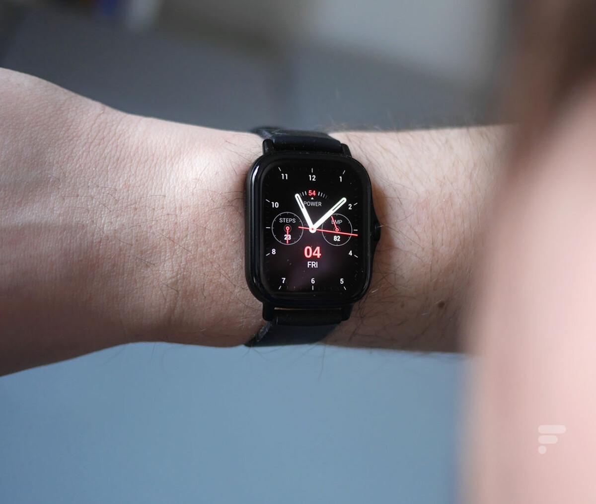 La montre connectée Amazfit GTS 2