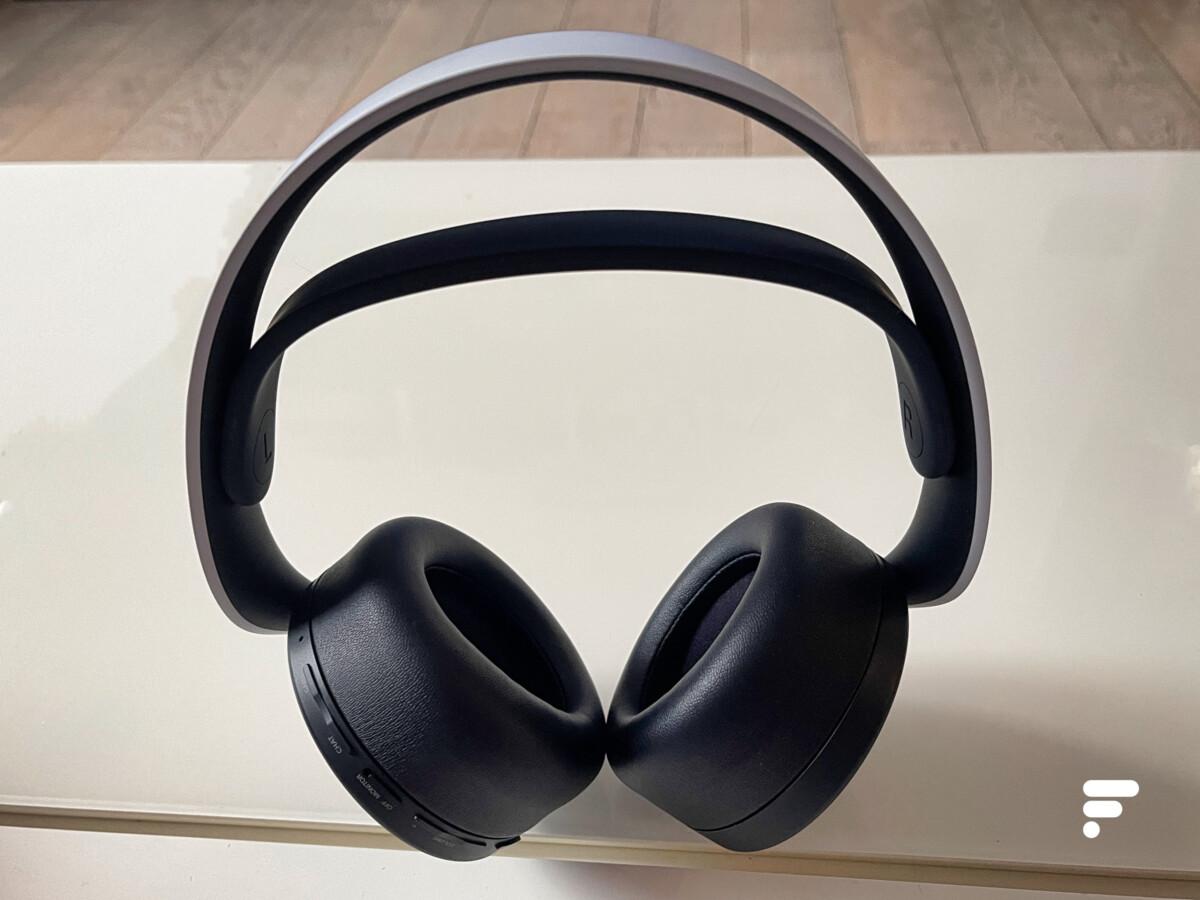Le casque Sony Pulse 3D pour PS5