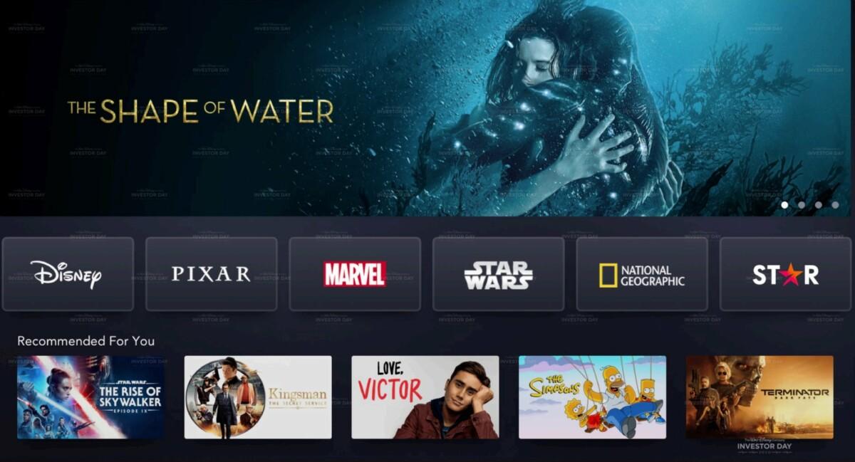 Avec Star, Disney+ «ne s'interdit rien» et veut rivaliser davantage avec Netflix