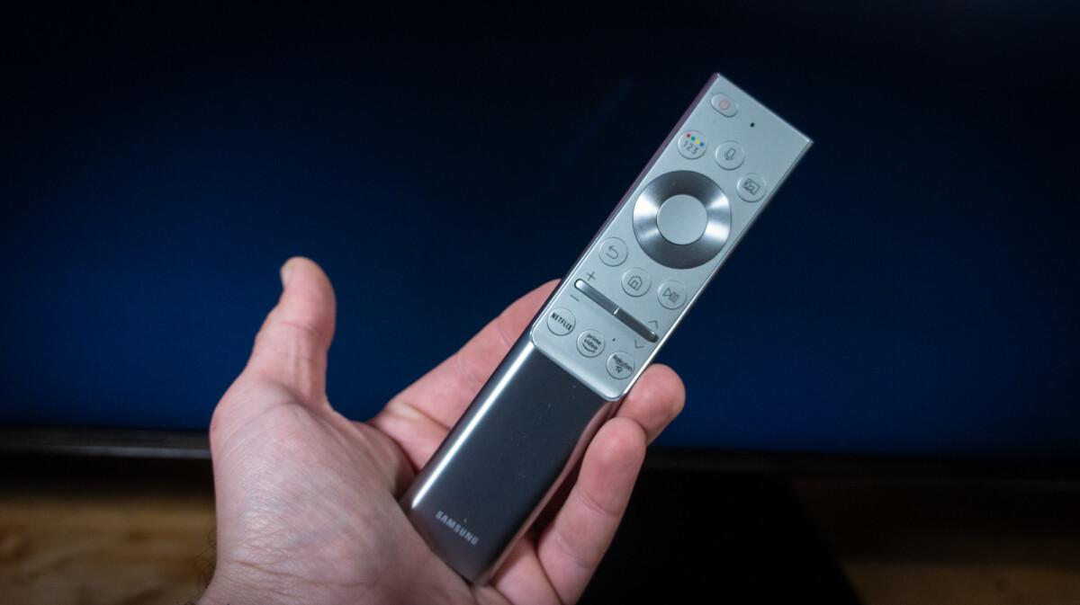 On finit par se dire que cette télécommande manque de touches