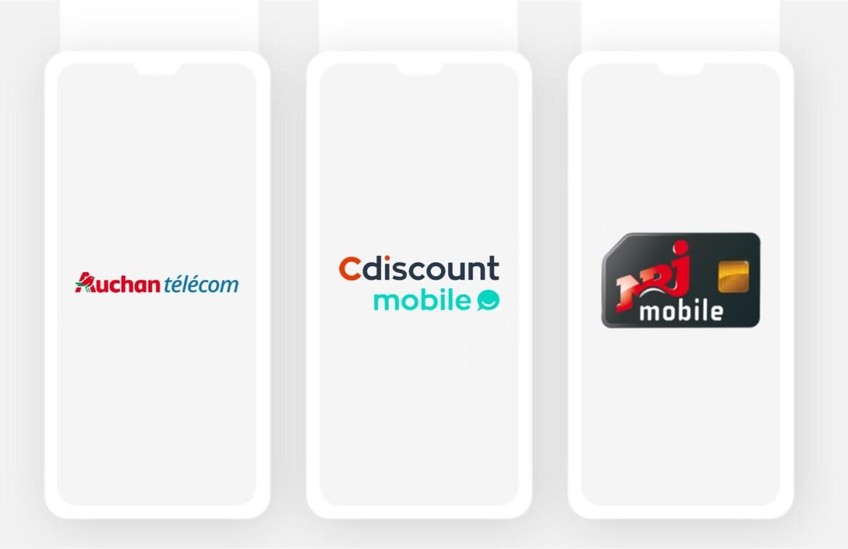 Voici 4 forfaits mobile à moins de 5 euros par mois pour Noël