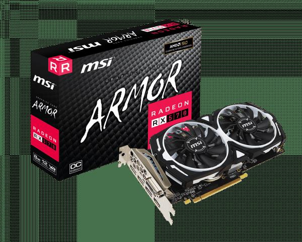 AMD RX 570 au meilleur prix