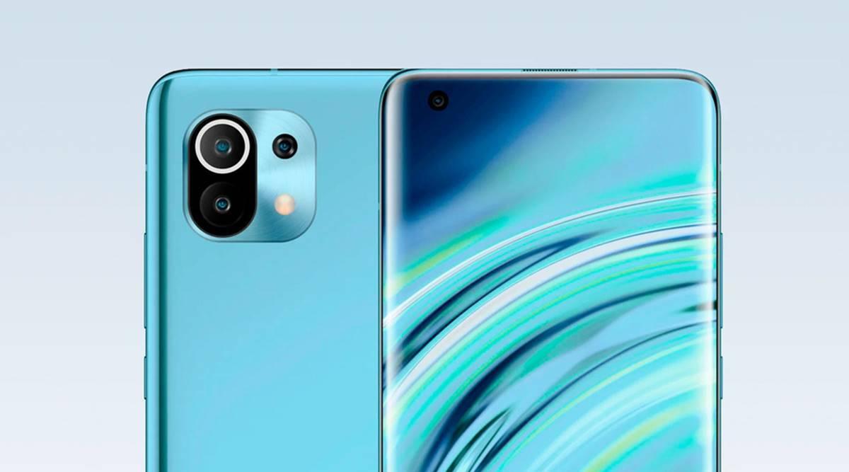 Xiaomi Mi 11 module photo